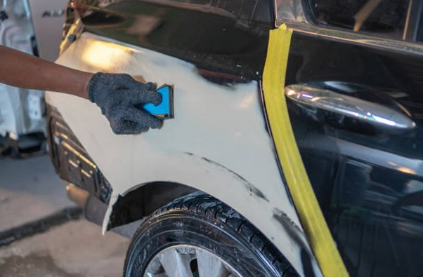 how to apply primer to your car